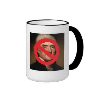 Anti-Thomas Jefferson Mug