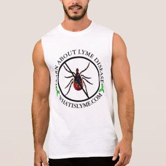 Anti Tick Lyme Disease Awareness Shirt