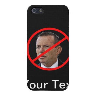 Anti Tony Abbott Case For The iPhone 5