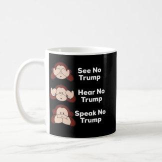 Anti-Trump Funny Political Humor Democrat Liberal Coffee Mug