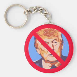 Anti Trump Keychains