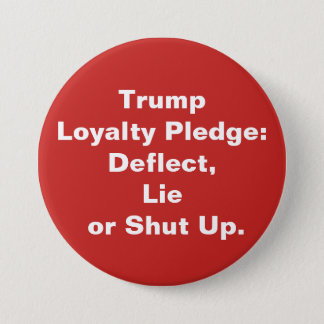 Anti-Trump pin