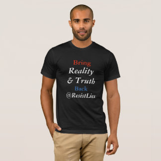 Anti Trump Pro-Truth Shirt