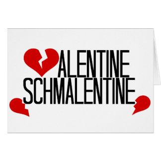 Anti Valentine Card