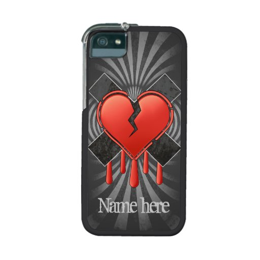 Anti Valentine iPhone 5 Cover