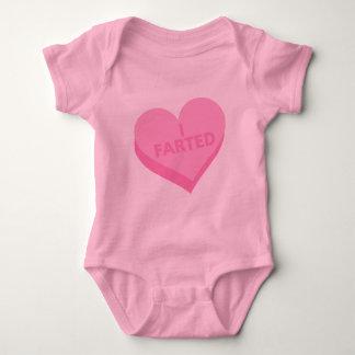 Anti-Valentine's Day Baby Bodysuit