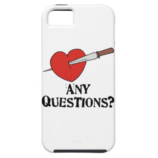 Anti Valentine's Day Case For The iPhone 5