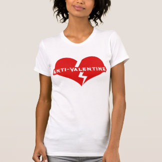 Anti-Valentines Day Heartbreaker T-Shirt