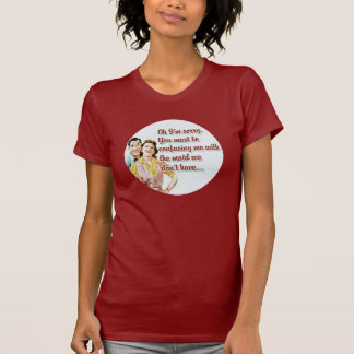 Anti-Valentine's Day T-Shirt Retro Housewife 8