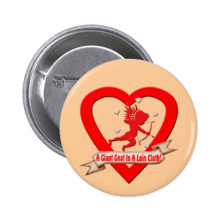 Anti Valentines Day T-shirts and Gifts Pinback Buttons