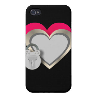 Anti-Vandal Heart Protection Speck Case iPhone 4 Cover