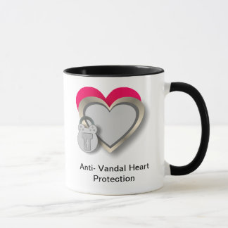 Anti-Vandal Protection Mug