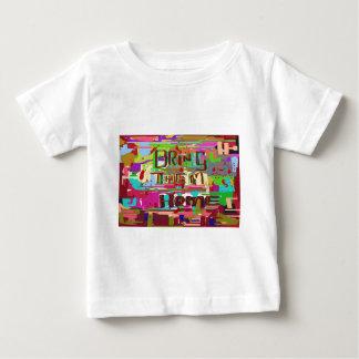 Anti War Poster Baby T-Shirt
