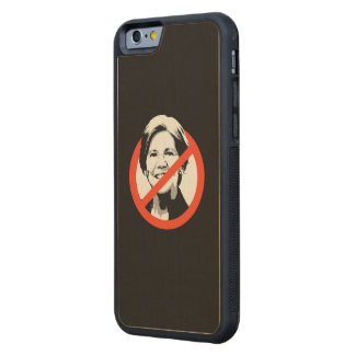 Anti-Warren - Anti-Elizabeth Warren Maple iPhone 6 Bumper Case