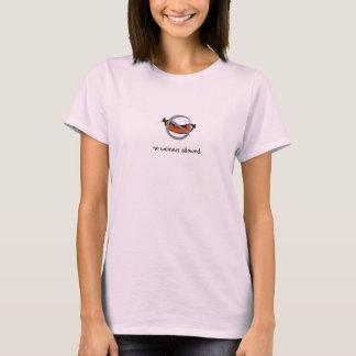 Anti-Weiner camping trip T-Shirt