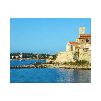 Antibes France Canvas Print
