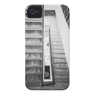 Antibes France, musée de Picasso d'escaliers Étuis iPhone 4