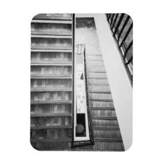 Antibes France, musée de Picasso d'escaliers Magnet En Vinyle
