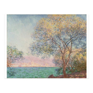 Antibes, in the Morning (1888) Postcard