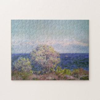 Antibes, Mistral Monet Fine Art Jigsaw Puzzle