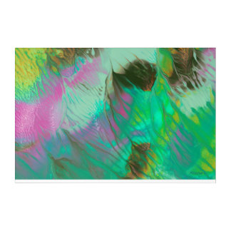 Anticipate - Abstract Painting Acrylic Wall Art