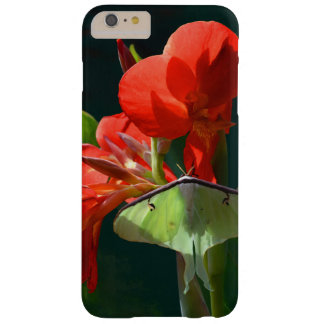 """""""Anticipation of the Night"""" - Luna Moth Painting Barely There iPhone 6 Plus Case"""