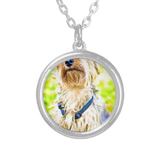 Anticipation Silver Plated Necklace