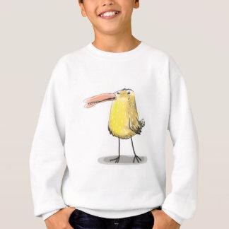 anticute yellow ugly chick sweatshirt