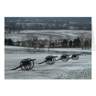 Antietam Battlefield Card