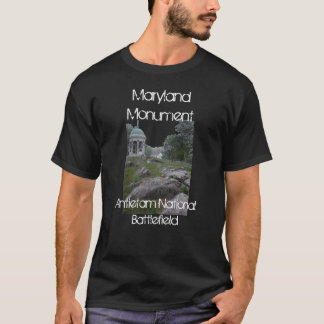 Antietam National Battlefield, Maryland Monument T-Shirt