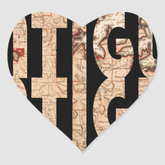 antigua1794 heart sticker