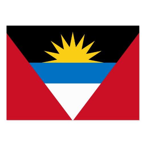 Antigua And Barbuda Business Card Templates