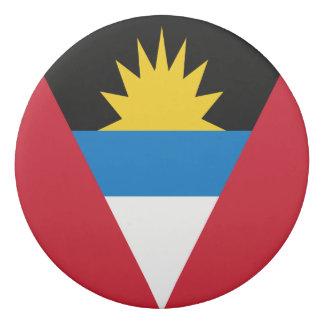 Antigua and Barbuda Flag Eraser