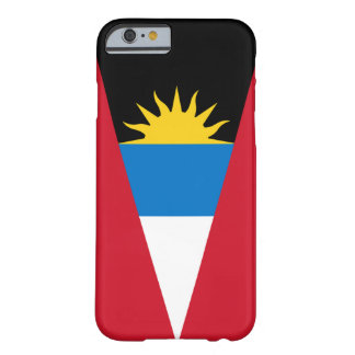 Antigua and Barbuda Flag Phone Case