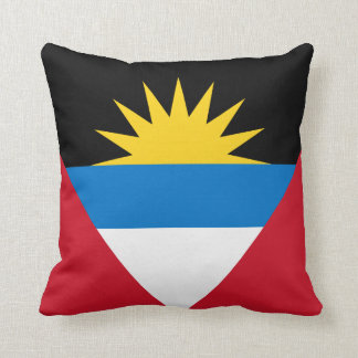 Antigua and Barbuda Flag pillow