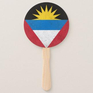 Antigua and Barbuda Hand Fan