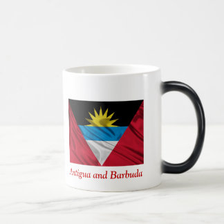 Antigua and Barbuda Morphing Mug