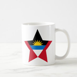 Antigua+and+Barbuda Star Coffee Mug