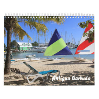 Antigua Barbuda Calendars