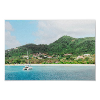 Antigua Dreaming. Poster