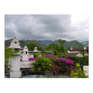Antigua, Guatemala Postcard