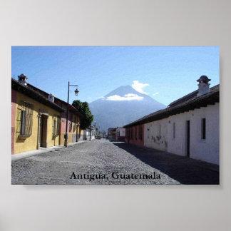 Antigua, Guatemala Poster