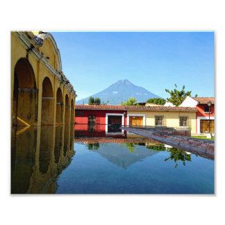 Antigua, Guatemala Tanque La Unión Photo Print