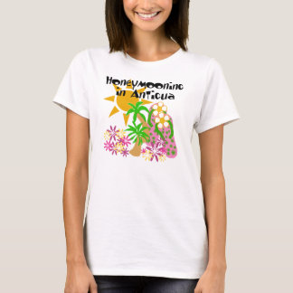 Antigua Honeymoon T-shirt