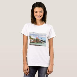Antigua, Island in the Caribbean T-Shirt