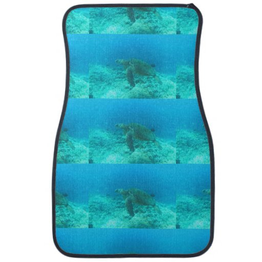 Antigua Scuba Diving Floor Mat