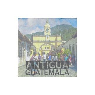 Antigua Stone Magnets