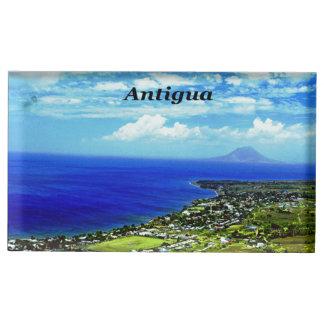 Antigua Table Card Holders