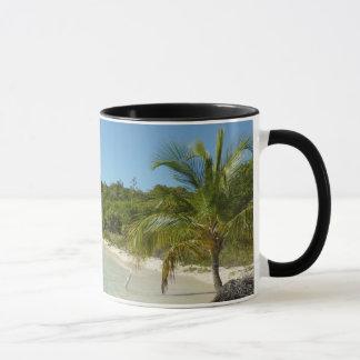 Antiguan Beach Beautiful Tropical Landscape Mug