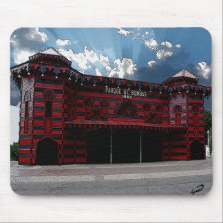Antiguo Parque de Bombas de Ponce Mouse Pad